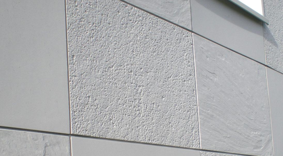 Aspect minéral Pierre du Sud, pour une façade minérale et organique (bardage avec ossature et sans ossature, vêture)