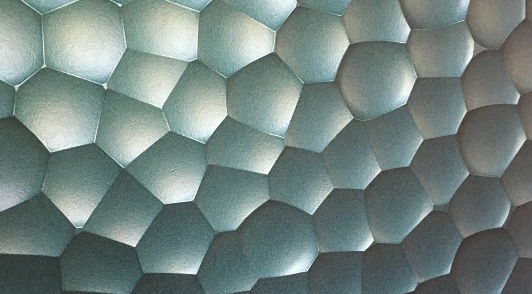 Aspect minéral Carea Moon, pour une façade organique (bardage avec ossature et sans ossature, vêture)