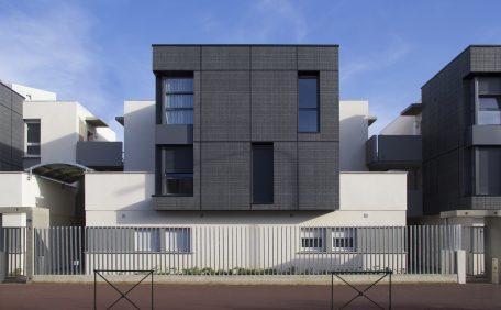 Jules Amilhau Wohngebäude, Toulouse