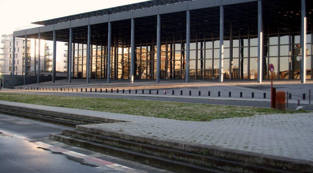 Justizpalast von Nantes