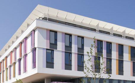 Neues Spital von Orléans
