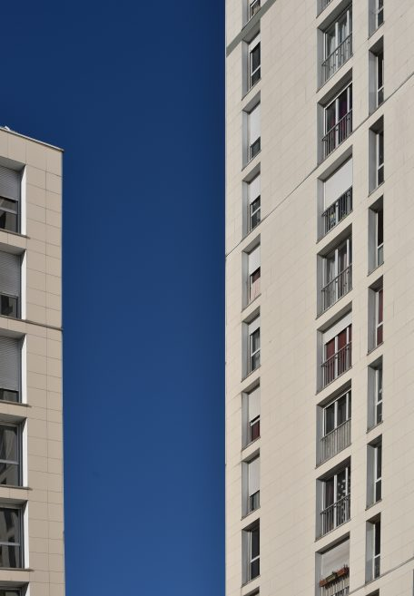 Wohngebäude rue Didot, Paris
