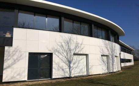 Futuroscope Bürogebäude, Poitiers