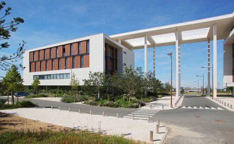 Bürogebäude  ZTE, Poitiers