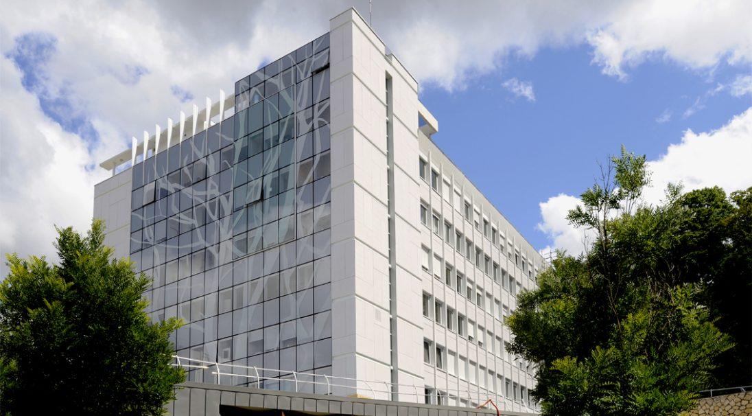 Spital von Sèvres, in der Nähe von Paris