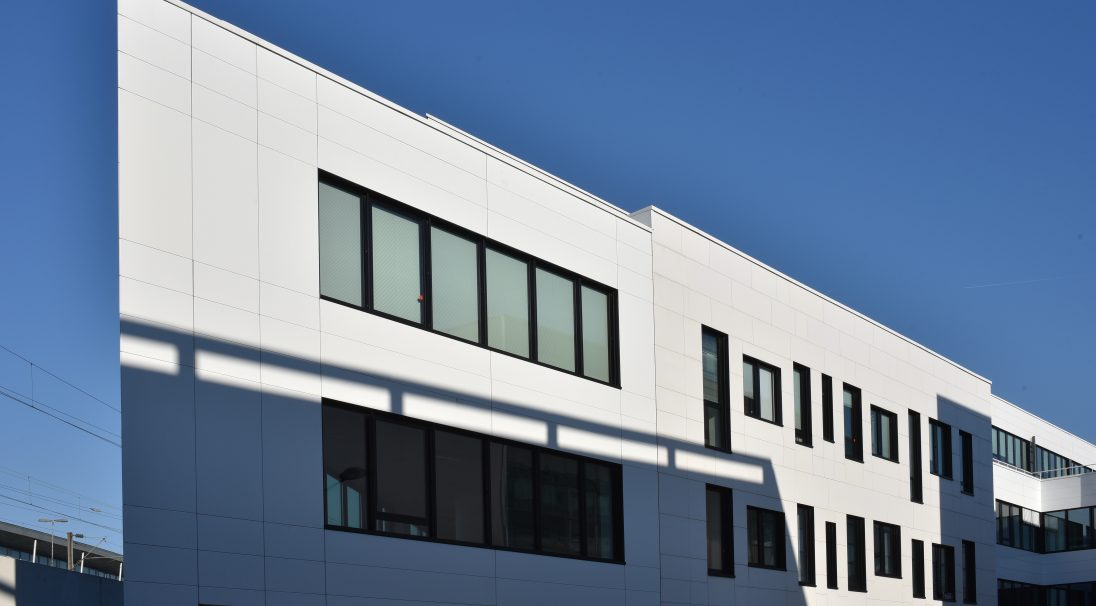 Bürogebäude Green Corner