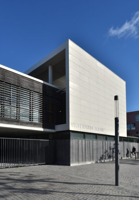 Pauline Roland Gymnasium (Frankreich)