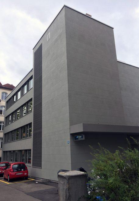 Zürich Universität, Schweiz