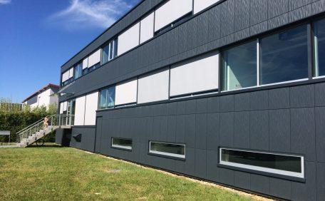 Bürogebäude Synova, Duillier, Schweiz
