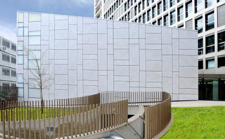 Bürogebäude RMN, Paris