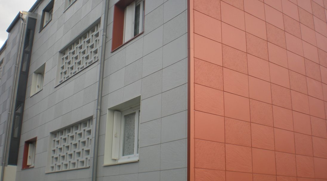 Chaudronne Wohngebäude