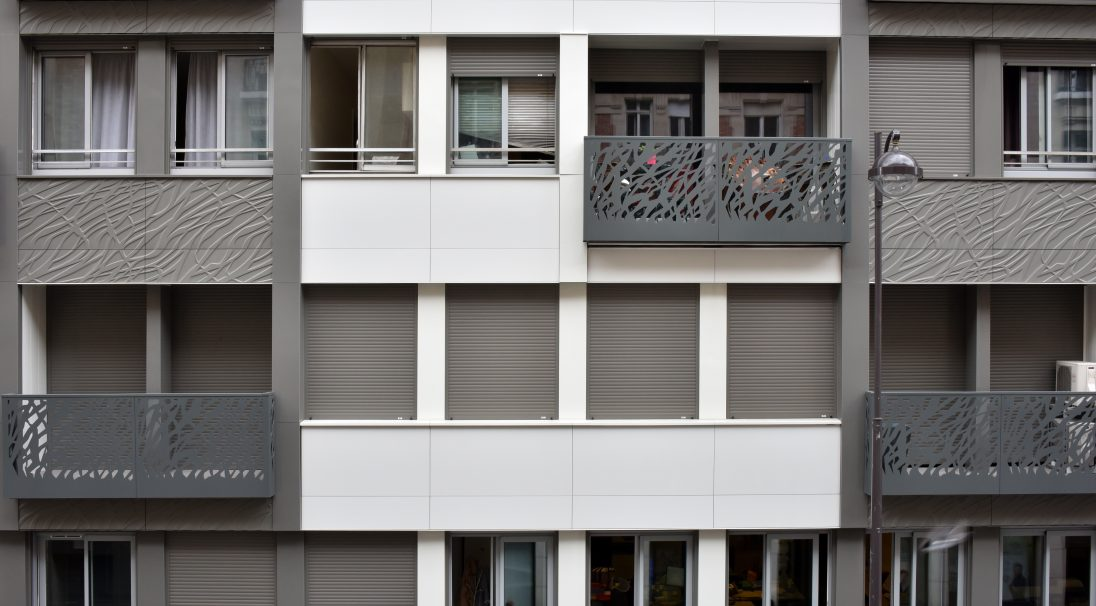 rue de Ponthieu Kollektives Wohnen