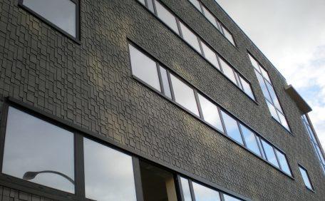 Bürogebäude, Warschau