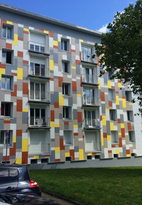 "Wohngebäude ""Résidence Kéranquéré"", Frankreich"