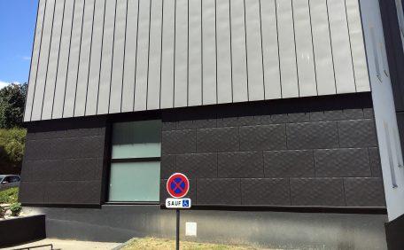 """Résidence des Îles"" Wohngebäude"