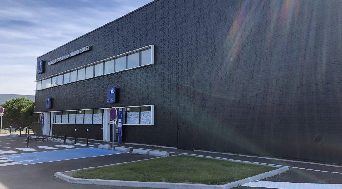 Banque Populaire, Saint-Nazaire (44)