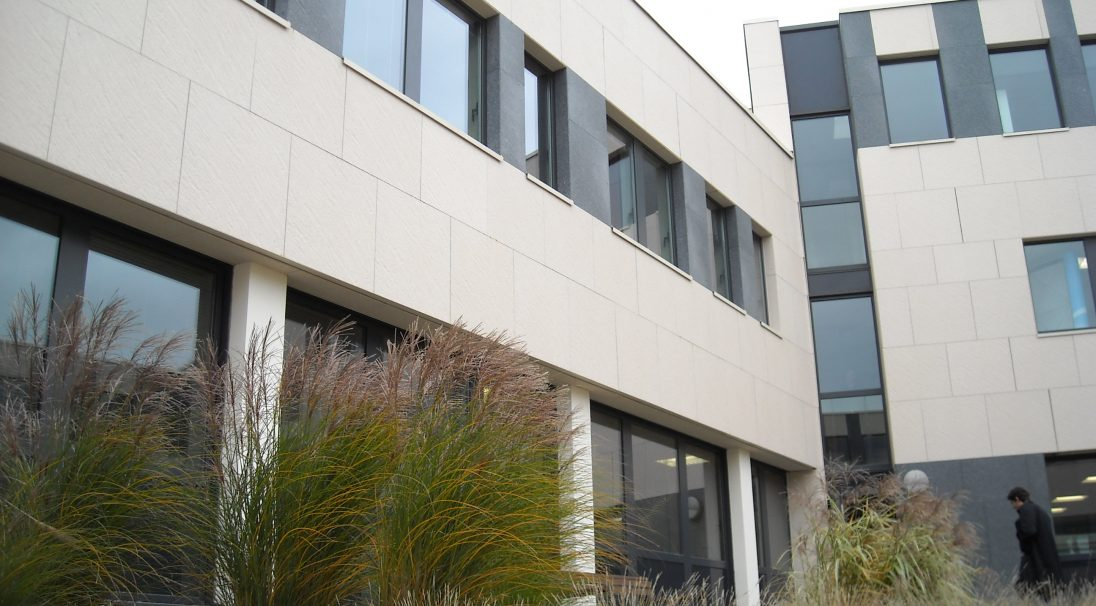 Bürogebäude  ZAC Valmy, Dijon