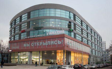 Einkaufszentrum, Tulsky (Russland)