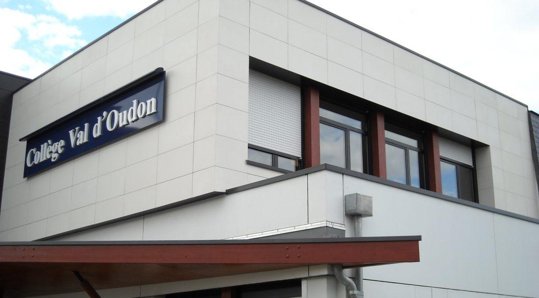 Val-d'Oudon Mittelschule