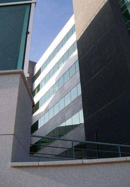 Bürogebäude Îlot de la Râpe