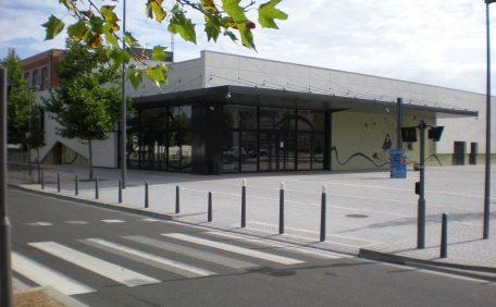 Mediathek Les Mureaux, Frankreich