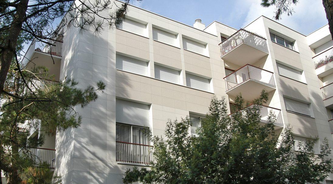 Les Faunes Wohnung, La Baule