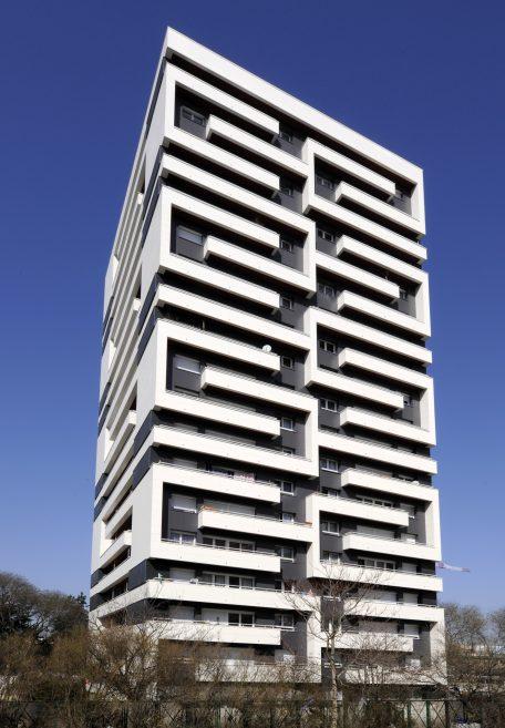 Michelet-Curial Wohngebäude