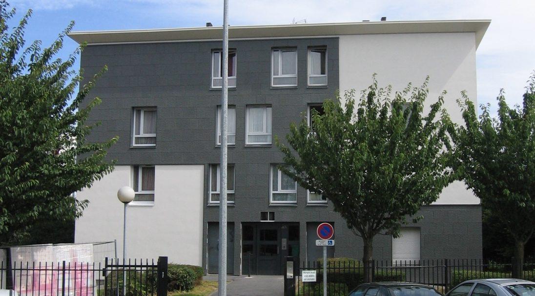 """Les Explorateurs"" Wohngebäude"