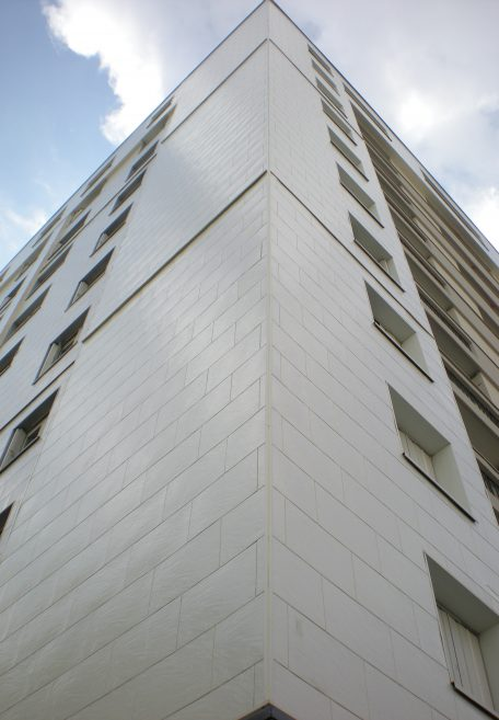 """Pavé Blanc"" Wohngebäude"