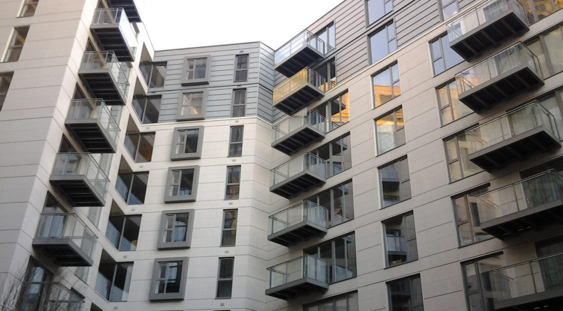 Bethnall Green Road Wohngebäude (London, UK)