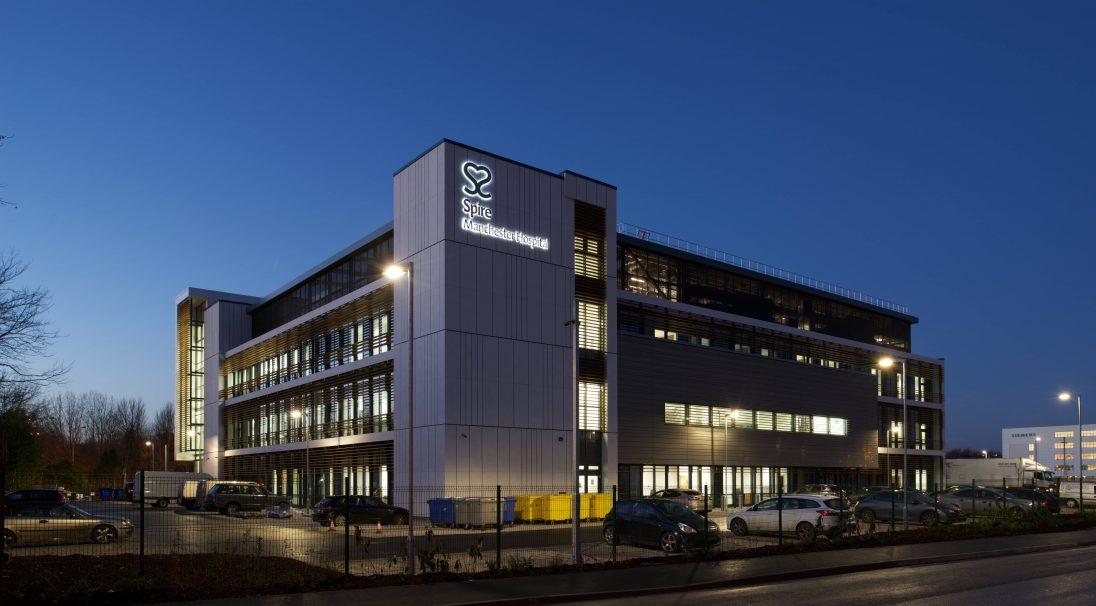 Spire Hospital, Manchester (UK)