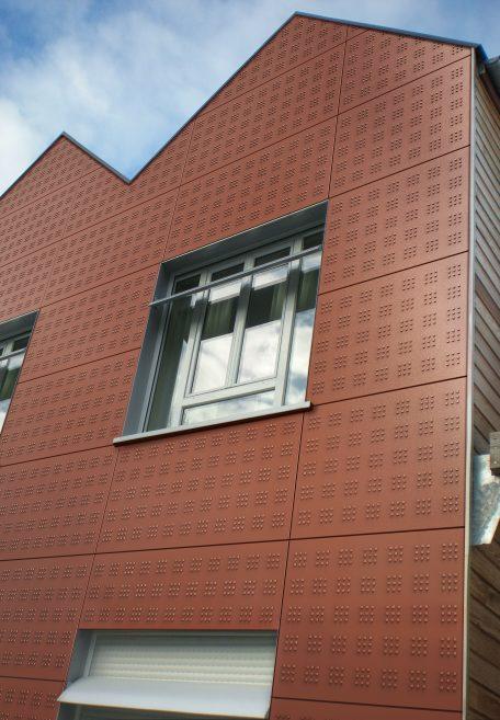 Carvi 3D Wohngebäude