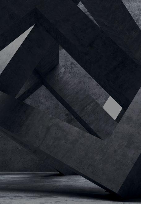 Inspiration graphique, design, contemporaine - Carea Façade minérale, bardage