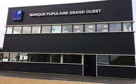 Bankgebaude, Saint-Nazaire