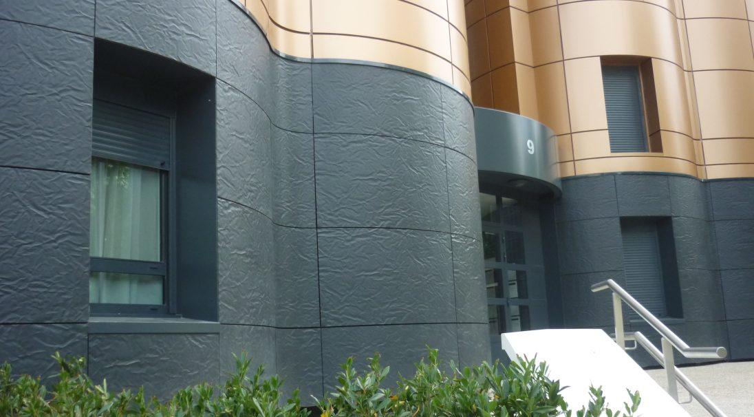CAREA Façade : solutions pour les parements de façade