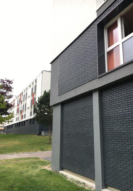 Hauteville 128 Wohngebäude
