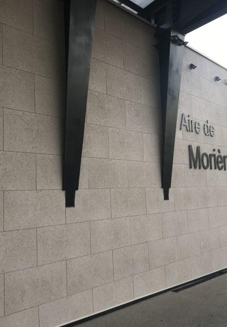 Aire de services près d'Avignon