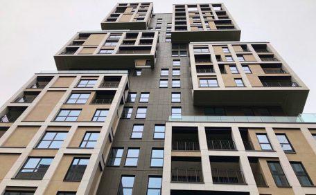 Résidence quartier Kidbrook, Londres