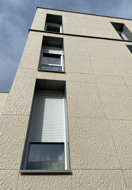 Wohngebäude, Folie Jeannot (Frankreich)