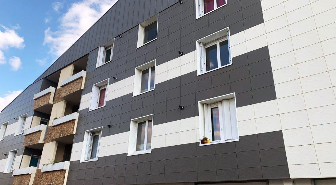 Residence Barlete - Agen (47) - Bardage Avec Ossature (BAO)
