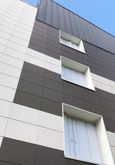 Barlete Wohngebäude, Agen (Frankreich)